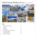 Energiemärkte und Energiepreise GEB Nr.104