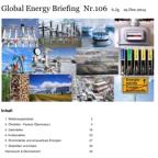 Global Energy Briefing Nr106