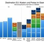 Gaspreise und Gaskosten - strategische Optionen